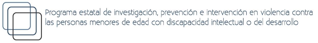 Maltrato infantil y discapacidad